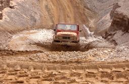 Mud Terrian