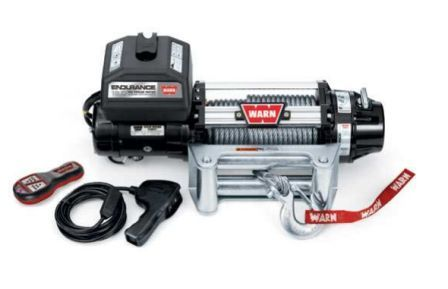 Warn Heavy Duty Winch Practical but Expensive