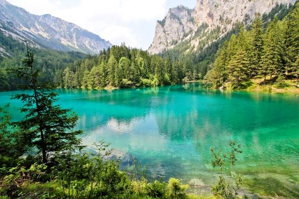 Green Lake, Austria