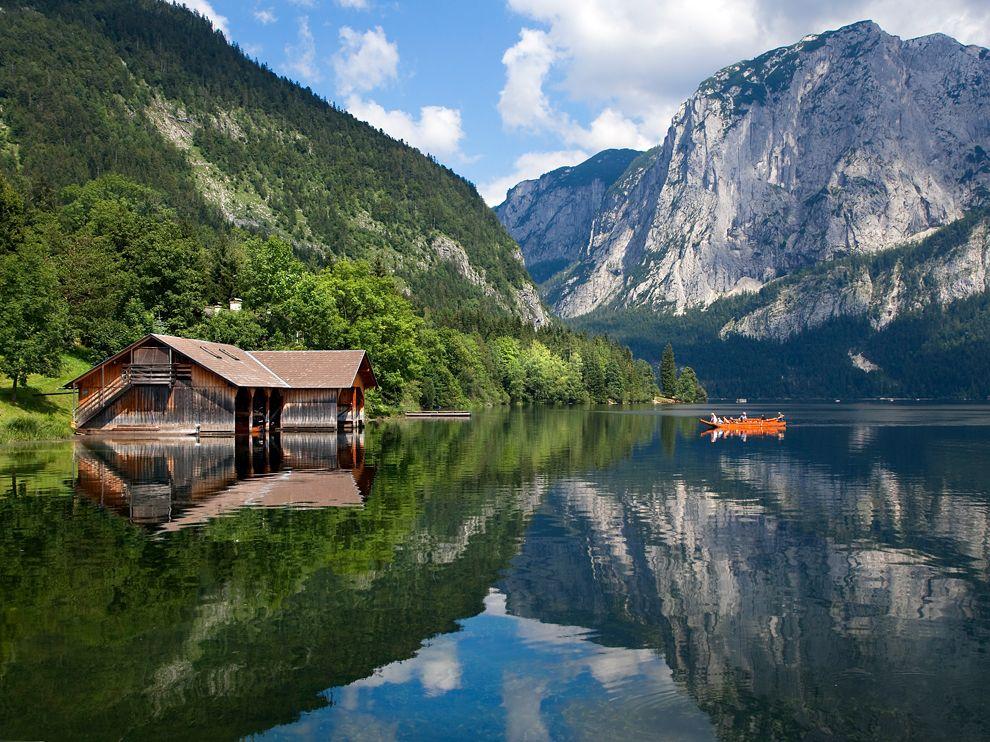 Austria Natural Water Park