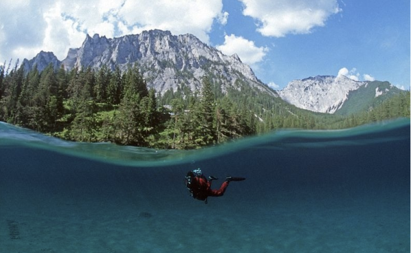 Green Lake Austria
