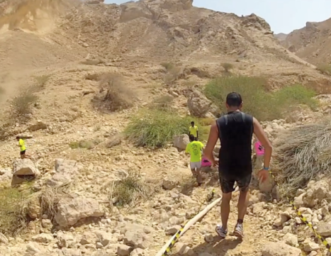 Adventurati at Wadi Adventure Race 6