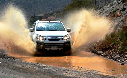Adventurati Isuzu Weekend Experience DMax
