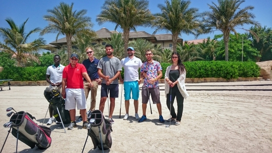ECOBIO Sofitel The Palm Dubai